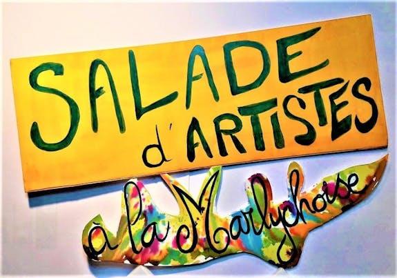 La Salade d'Artiste le 4 juillet 2021