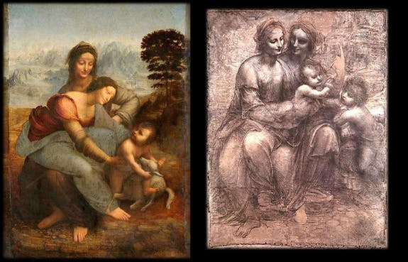 Énigmes de Leonardo Anna - trio