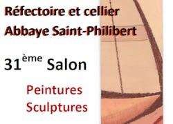 31Ème salon de Tournus - peintures, sculptures