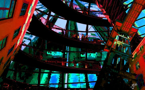 Galerie d'Art contemporain - tome 14 #Revesdembb