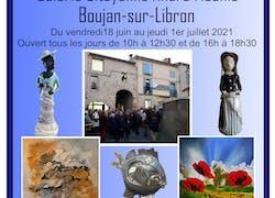 Exposition à la Galerie Citoyenne André Mounié