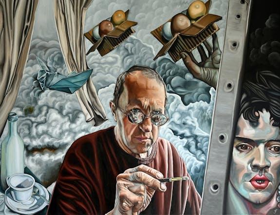 Edward Povey, an artist on the threshold / Edward Povey Un artiste du seuil