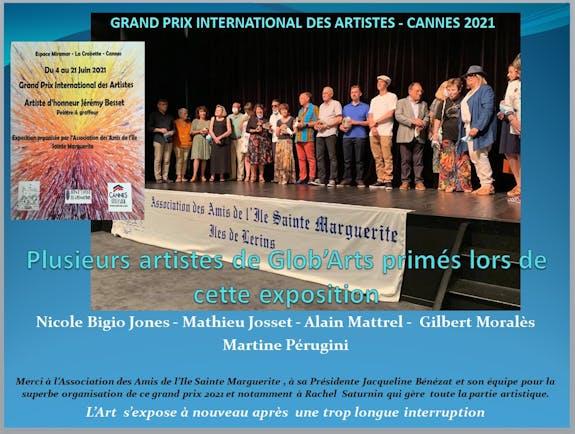 Grand Prix Internationnal des Artistes