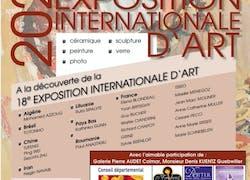 Exposition internationale de peintures, sculptures, céramiques
