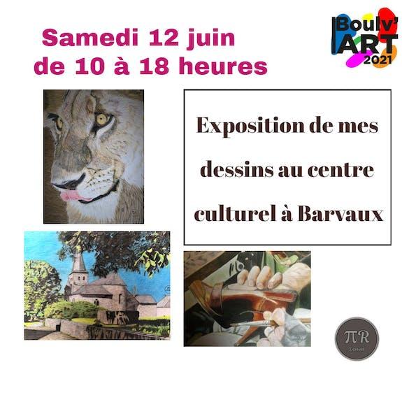 Exposition du 12 juin 2021