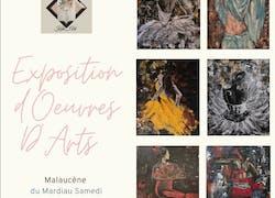 Exposition de l'été d'œuvres de l'artiste polonaise Katarzyna Boduch - Kate Art