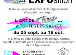 L'art de Choup… À toutes les sauces