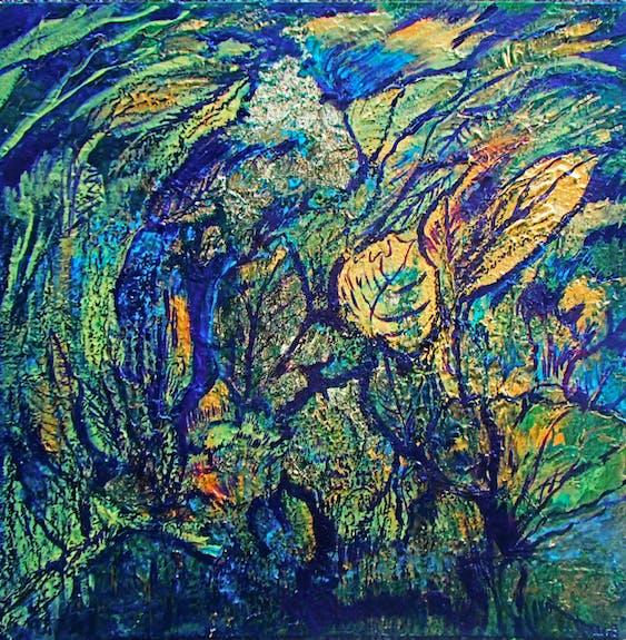 Secret Garden Group online Exhibit Pepney Gallery Ireland Karen Colville 14:50