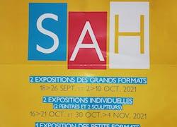 Exposition Ste Genevève des Bois